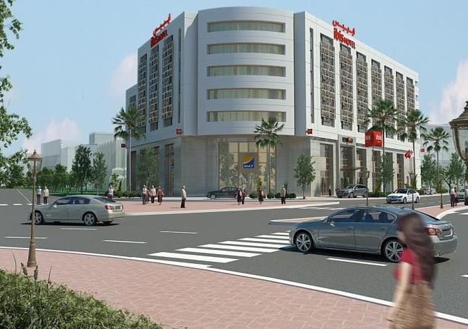 مشروع فندق إيبيس بصفاقس
