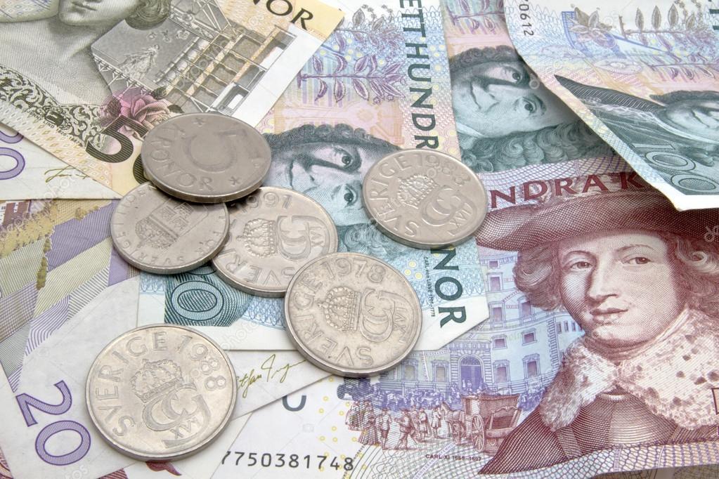 العملة السويدية