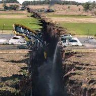 زلزال مدمر - الزلازل المدمرة