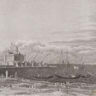 ميناء الاسكندرية في القرن 18