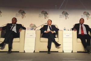 فعاليات مؤتمر أفريقيا 2017 - بسام الوكيل - شرم الشيخ - مجلس الأعمال التونسي الأفريقي