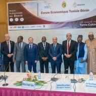مجلس الأعمال التونسي الإفريقي - زيارة عمل - رجال الأعمال - عاصمة البنين