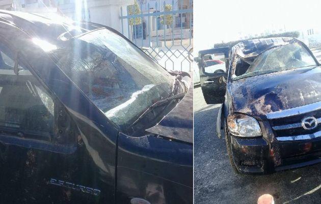 بعد مطاردة أمنية .. أعوان الأمن بصفاقس يتمكنون من استرجاع شاحنة محل سرقة من الحدود التونسية الجزائرية