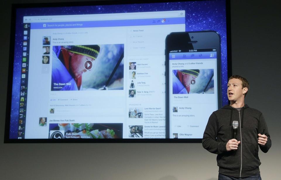 شركة فيسبوك - مارك زوكربيرغ - موقع التواصل الاجتماعي الفيسبوك