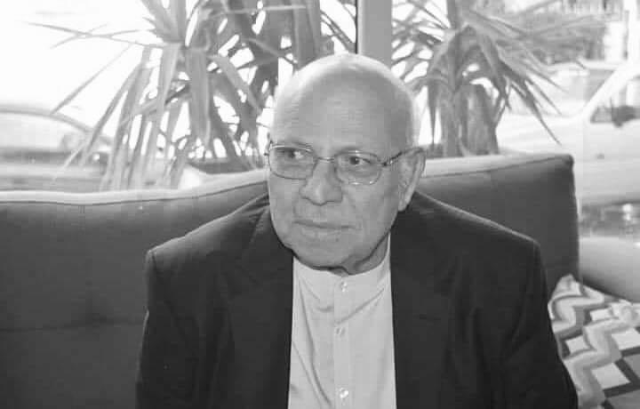 الإعلامي محمد عبد الكافي