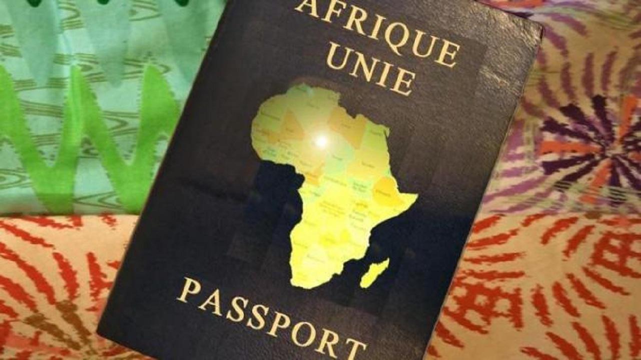 جواز سفرموحد للافارقة