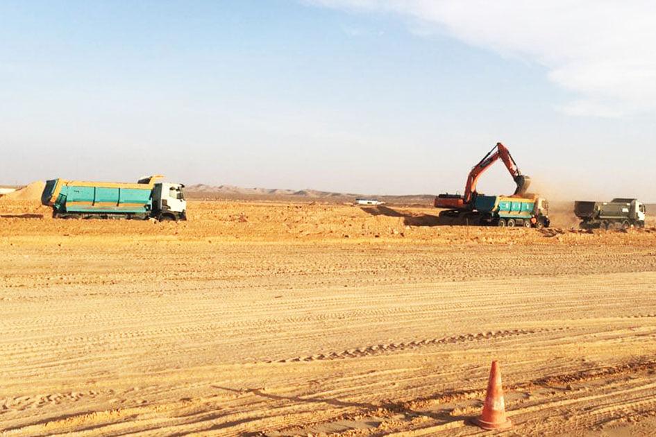 شركة EPPM التونسية تنطلق في إنجاز اشغال مصنع معالجة الغاز الطبيعي في جهة تطاوين