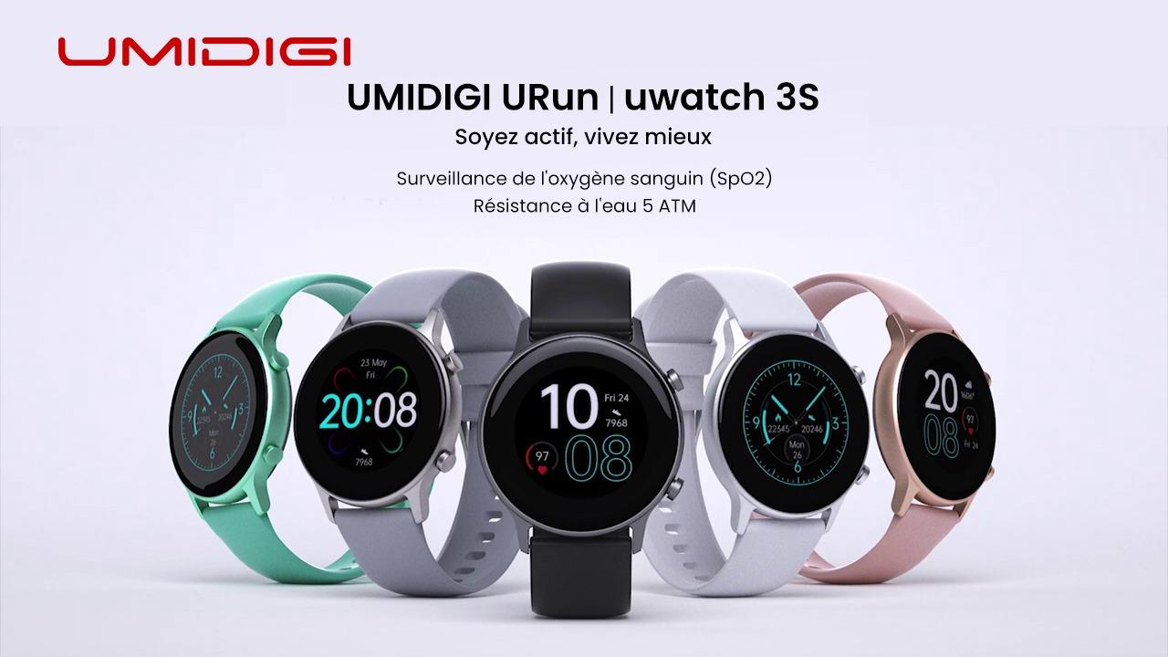 UMIDIGI Tunisie lance officiellement UMIDIGI BISON et les montres connectées en Tunisie