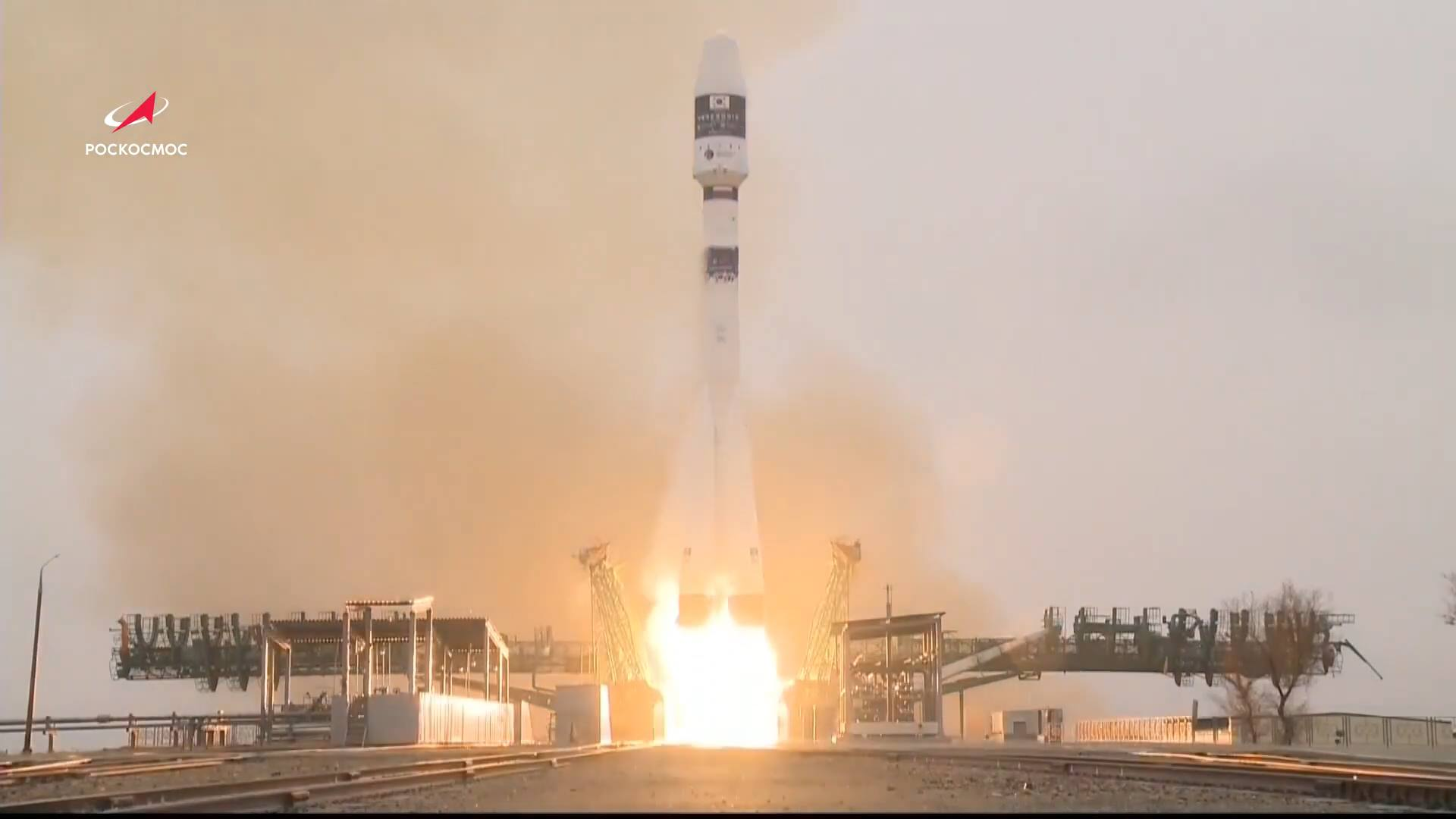 """Launch in space of """"Challenge One"""", first Tunisian satellite"""