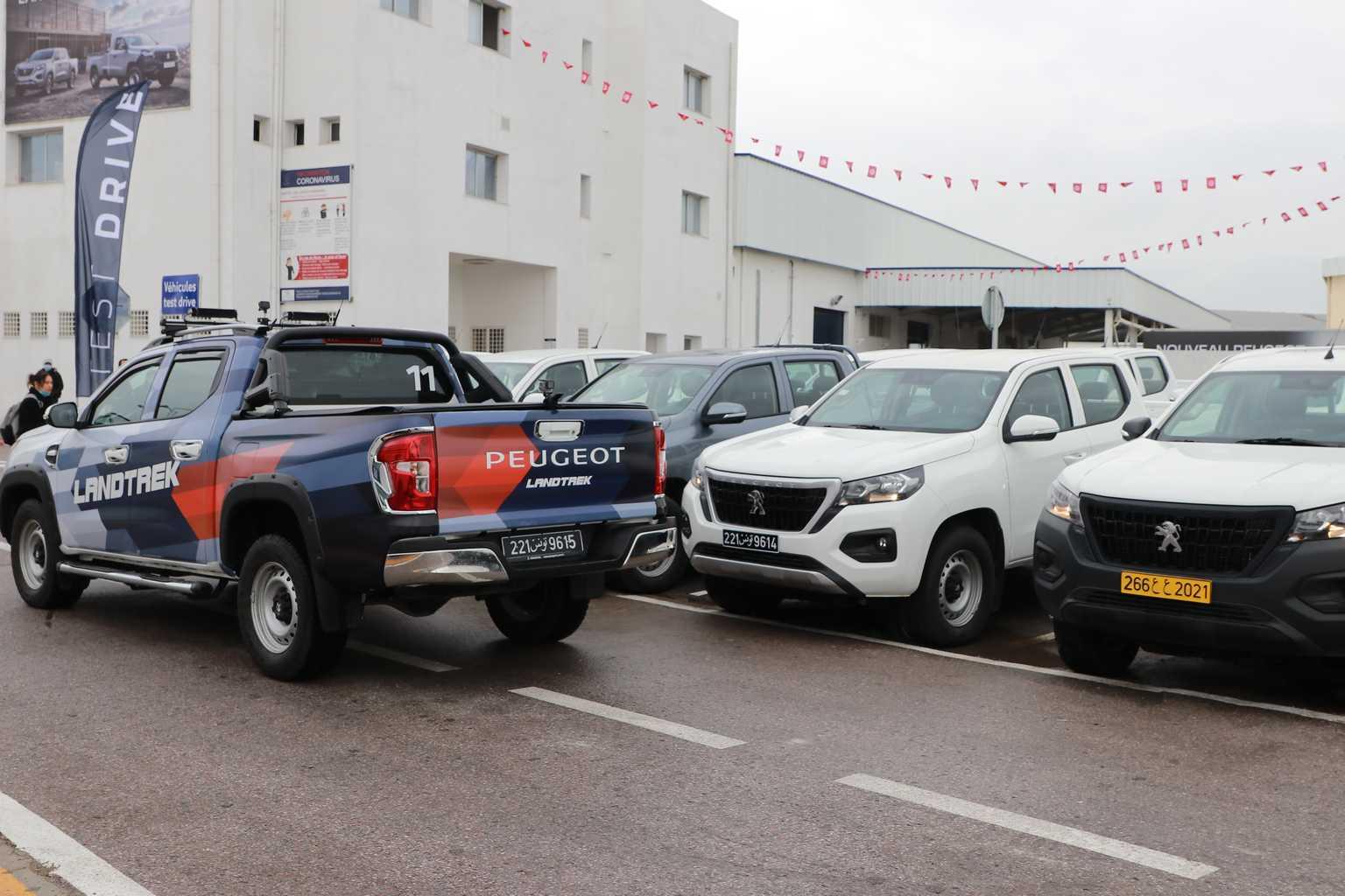 STAFIM lance le nouveau Landtrek monté à son usine en Tunisie