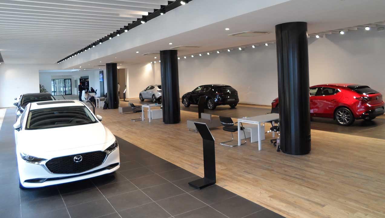 La Mazda3 est désormais disponible dans les showrooms de Economic Auto