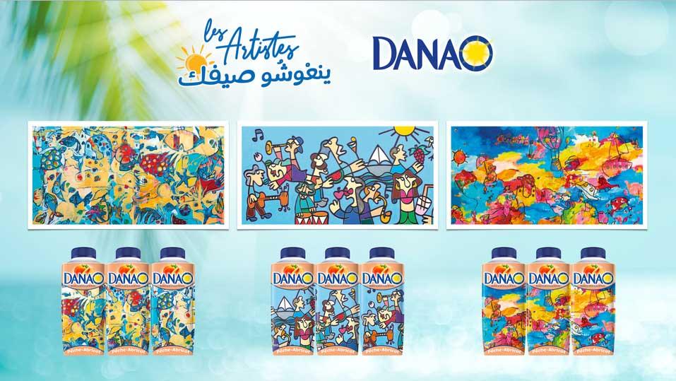 DANAO lance sa nouvelle édition limitée placée sous le thème de l'art