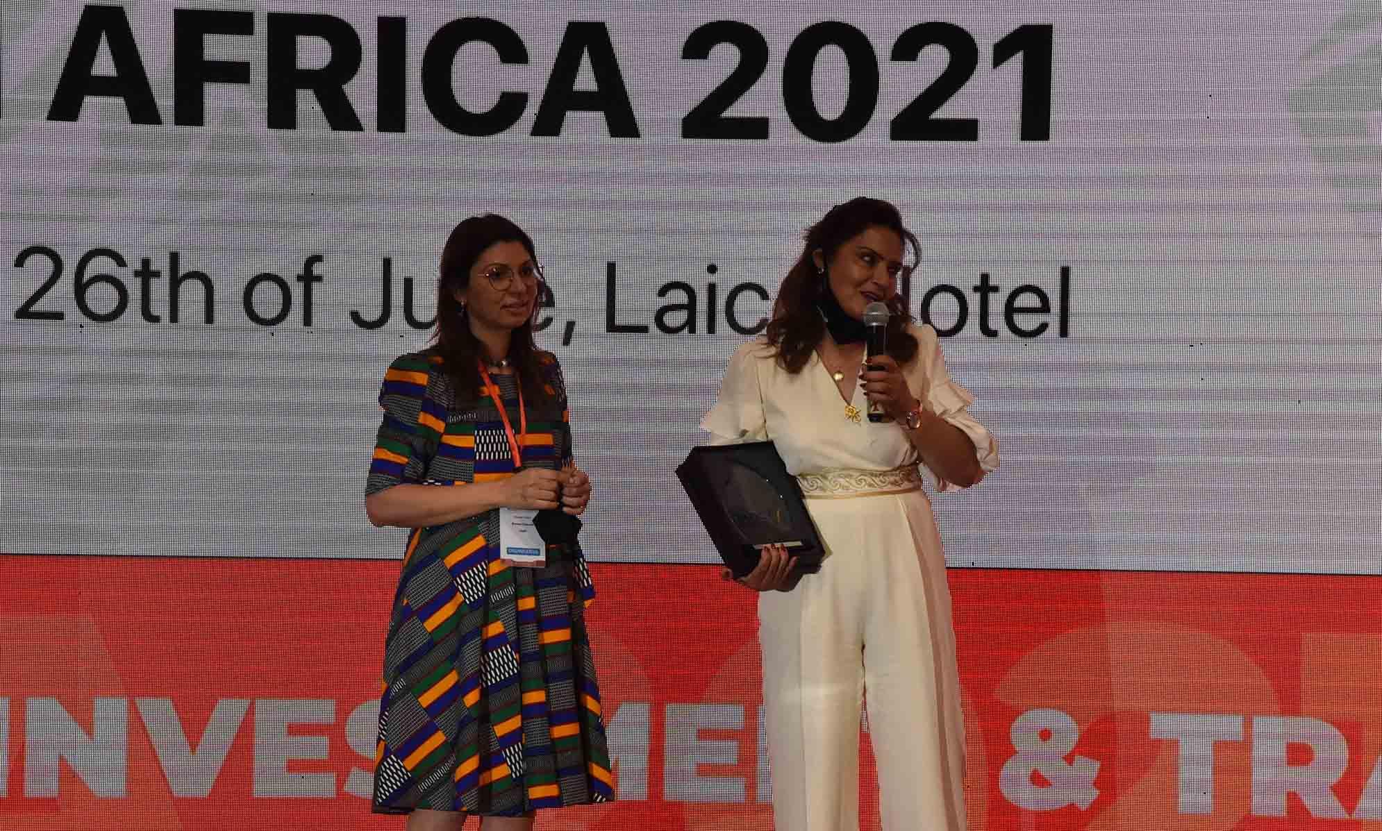 Leila Ben Braiek Ayadi, Femme La Plus Entreprenante En Afrique En 2021